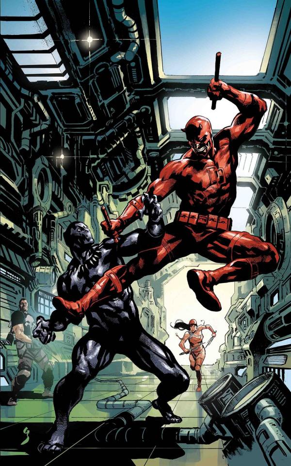 Marvel Knights: 20th Anniversary #5