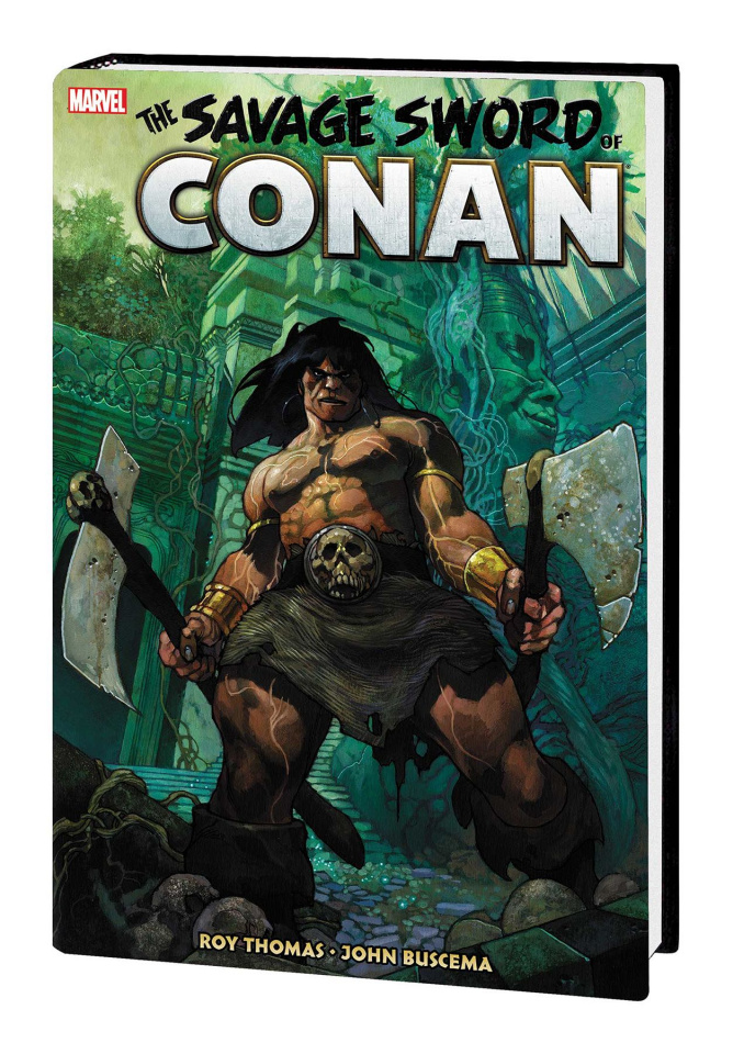 The Savage Sword of Conan: The Original Marvel Years Vol. 2 (Omnibus)