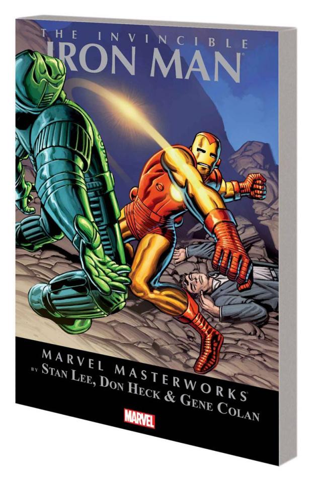 Invincible Iron Man Vol. 3 (Marvel Masterworks)