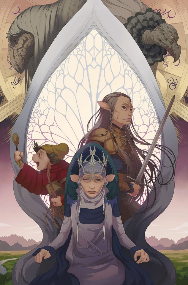 The Dark Crystal: Age of Resistance #1