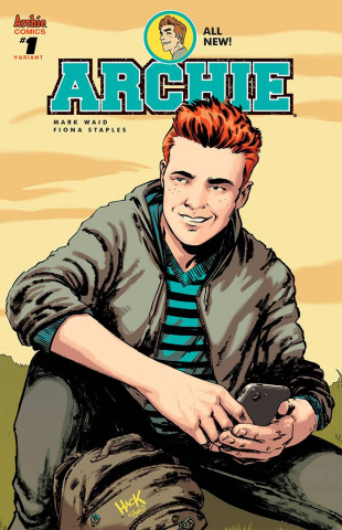 Archie #1 (Hack Cover)
