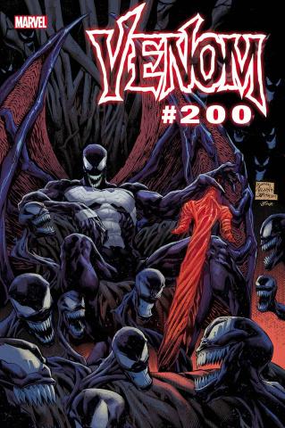 Venom #35 (200th Issue Cover)