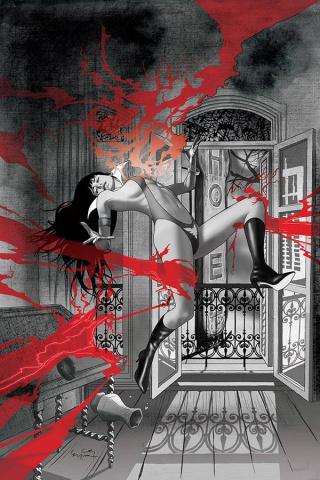 Vampirella #15 (30 Copy Gunduz Virgin Cover)