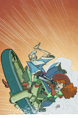 Atomic Robo: Real Science Adventures #8