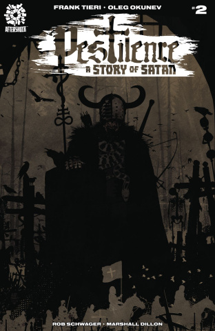 Pestilence: The Story of Satan #2