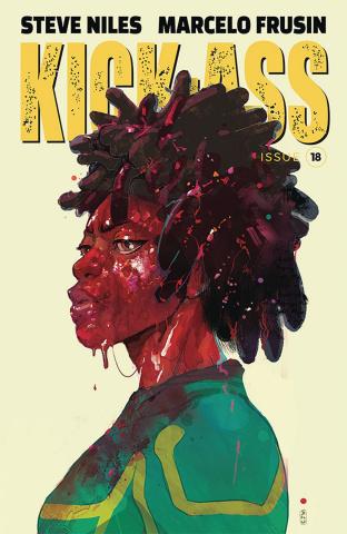 Kick-Ass #18 (Ward Cover)