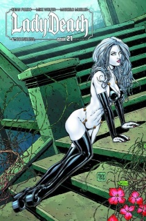 Lady Death #21 (Sultry Cover)