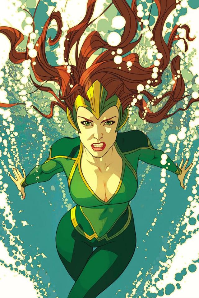 Aquaman #28 (Variant Cover)