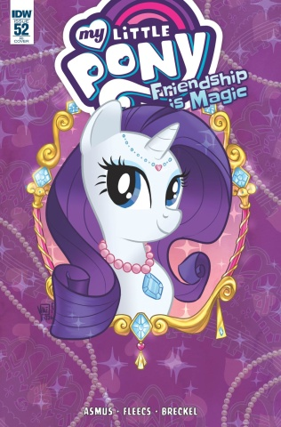 My Little Pony: Friendship Is Magic #52 (10 Copy Cover)