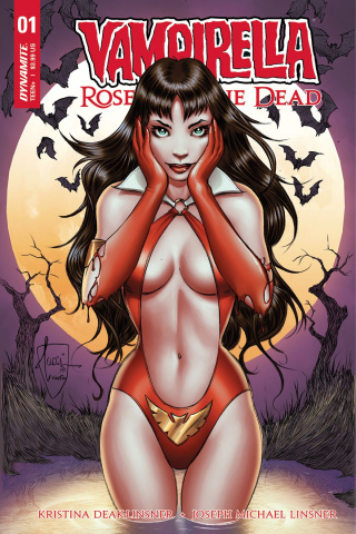 Vampirella: Roses for the Dead #1 (Tucci Cover)