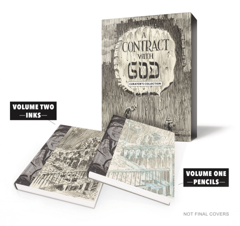 A Contract With God (Curator's Collection)