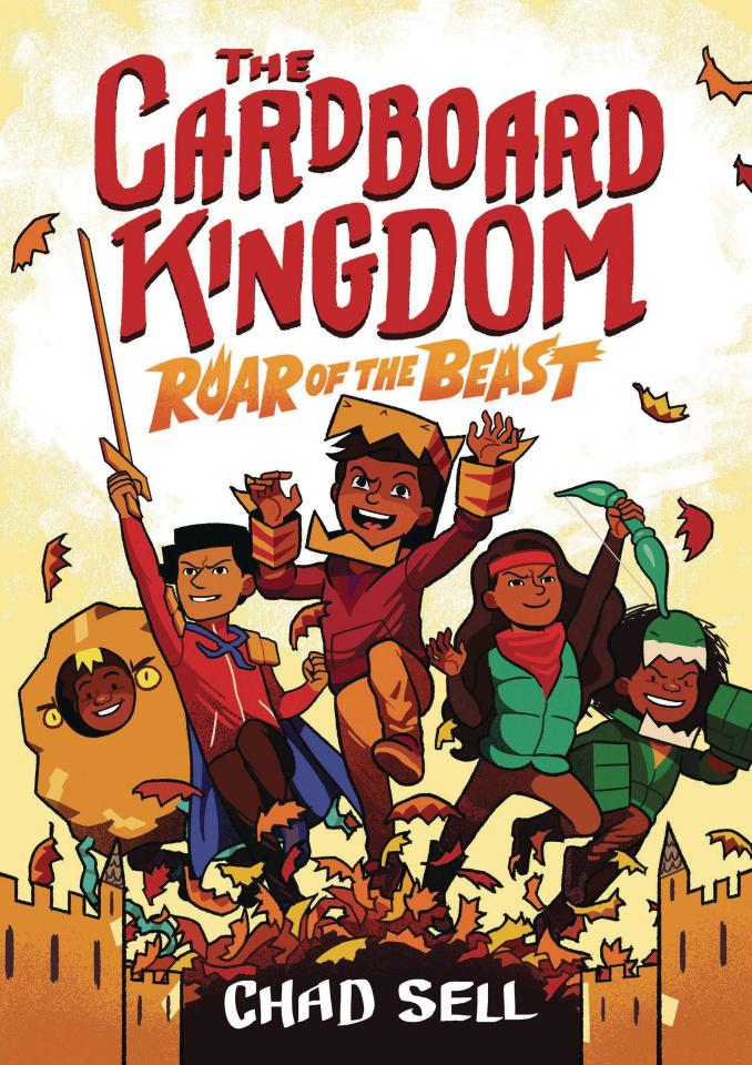 The Cardboard Kingdom Vol. 2: Roar of the Beast