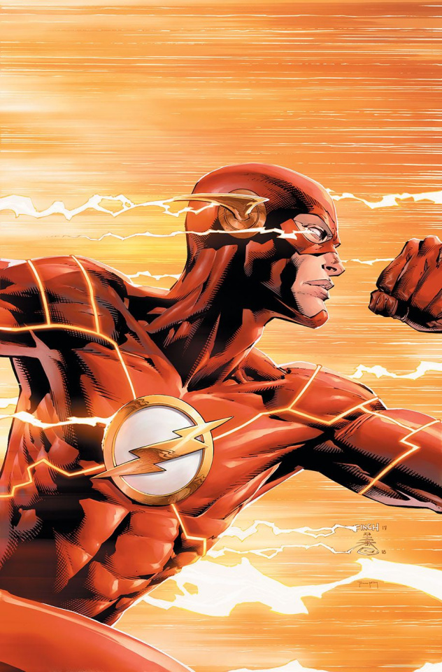 The Flash #44 (Variant Cover)
