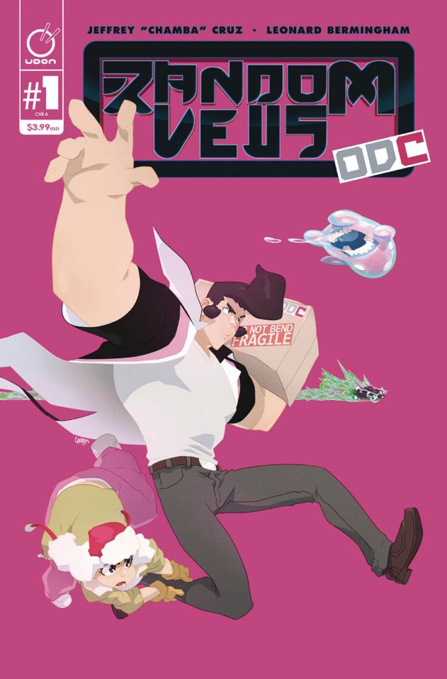 Randomveus ODC #1 (Cruz Cover)