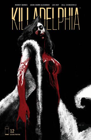 Killadelphia #12 (2nd Printing)