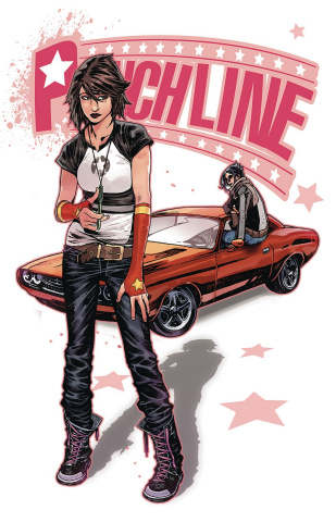 Punchline #1 (Road Trip Cover)