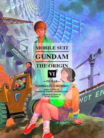 Mobile Suit Gundam: The Origin Vol. 6