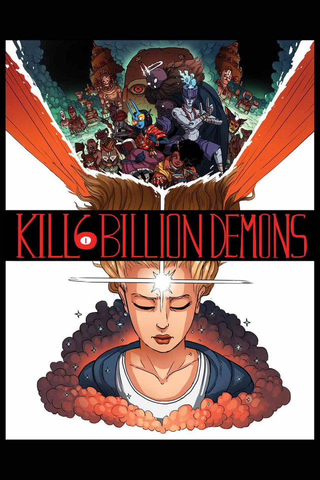 Kill 6 Billion Demons Vol. 1