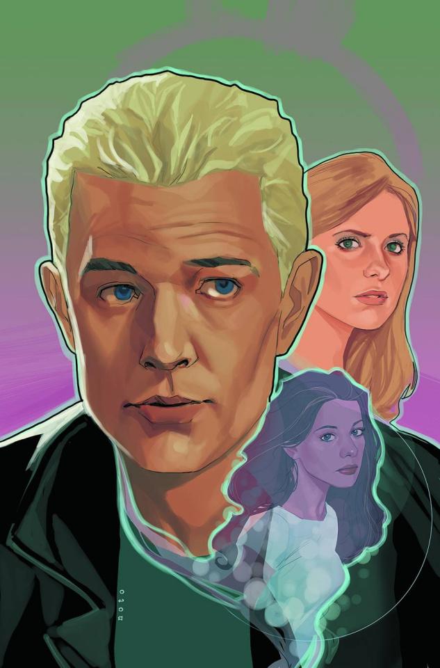 Buffy the Vampire Slayer, Season 9: Freefall #24 (Noto Cover)