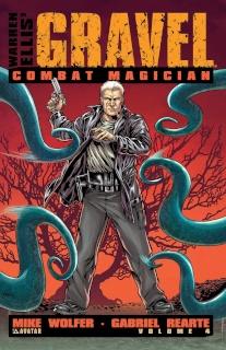 Gravel Vol. 4: Combat Magician
