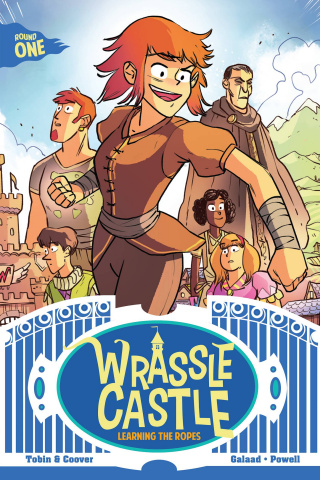 Wrassle Castle Book 1: Learning the Ropes
