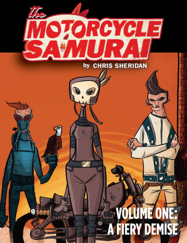 The Motorcycle Samurai Vol. 1