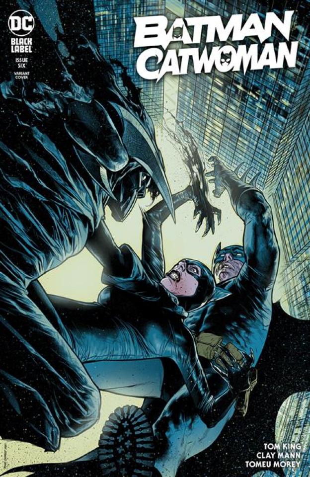 Batman / Catwoman #6 (Travis Charest Cover)
