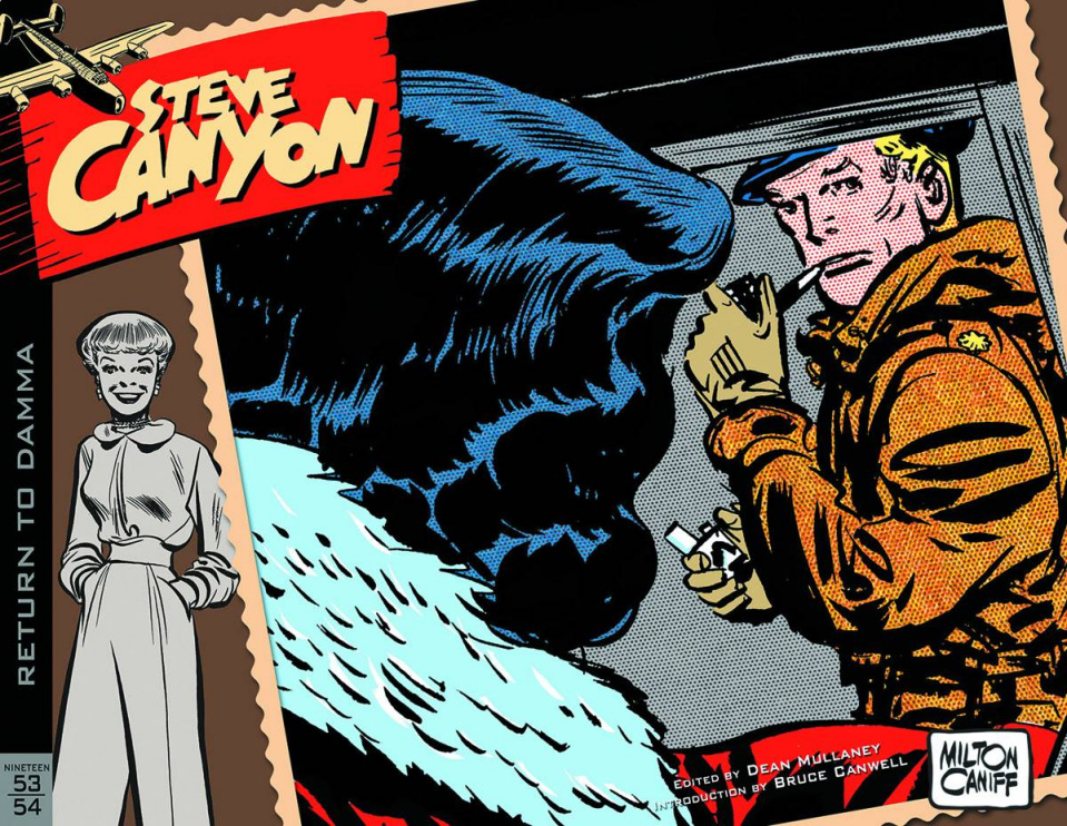 Steve Canyon Vol. 4: 1953-1954