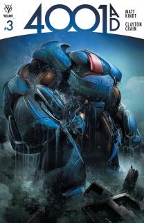 4001 AD #3 (Crain Cover)