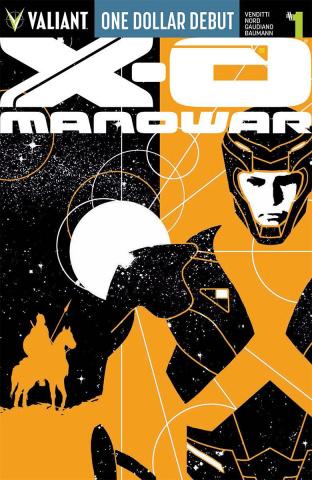 X-O Manowar #1 (Dollar Debut Edition)