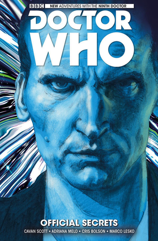 Doctor Who: New Adventures with the Ninth Doctor Vol. 3: Official Secrets