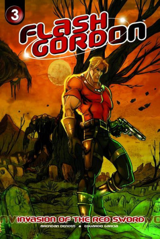 Flash Gordon: Invasion of the Red Sword #3