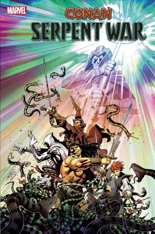 Conan: Serpent War #4