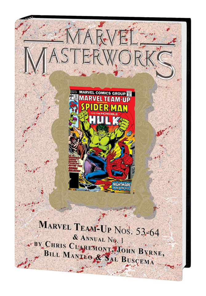 Marvel Team-Up Vol. 6 (Marvel Masterworks)