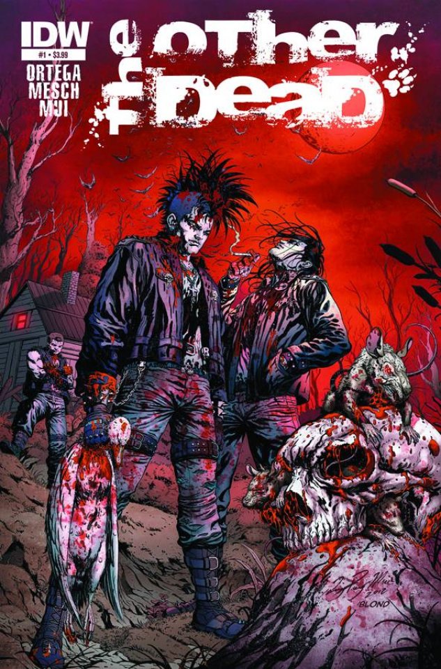 The Other Dead #1