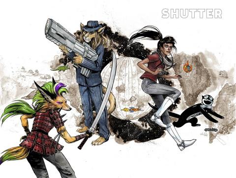 Shutter Vol. 1: Wanderlust