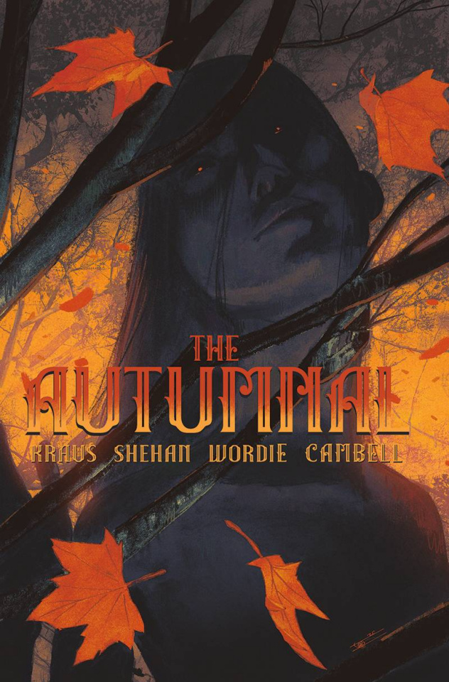 The Autumnal #4 (Shehan Cover)