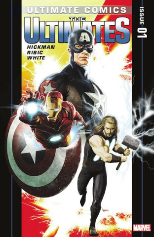 Ultimate Comics Ultimates #1
