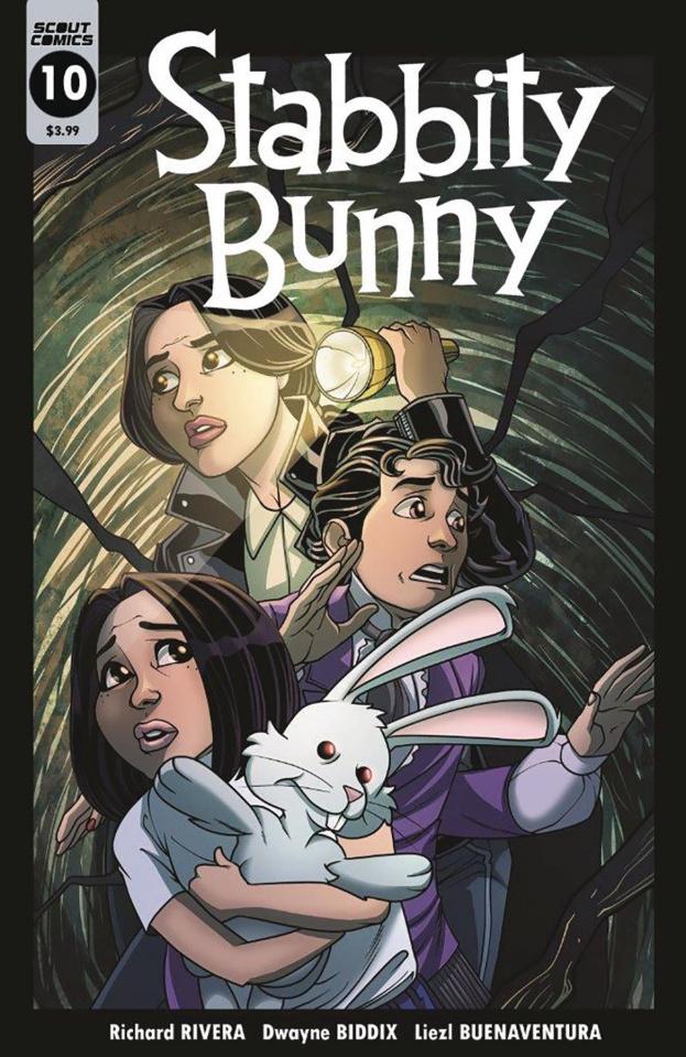 Stabbity Bunny #10