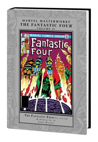 Fantastic Four Vol. 21 (Marvel Masterworks)