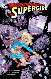 Supergirl Vol. 3: The Ghosts of Krypton