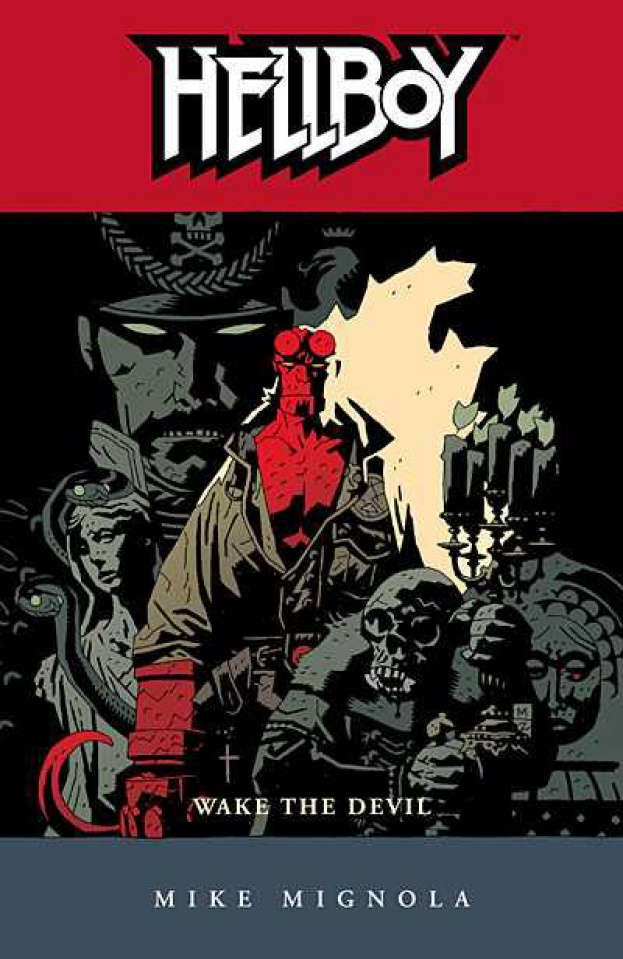 Hellboy Vol. 2: Wake the Devil