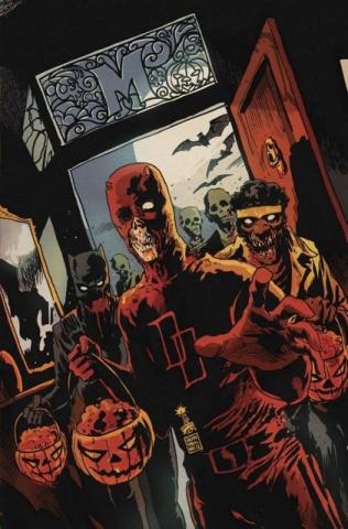 Marvel Zombies Halloween