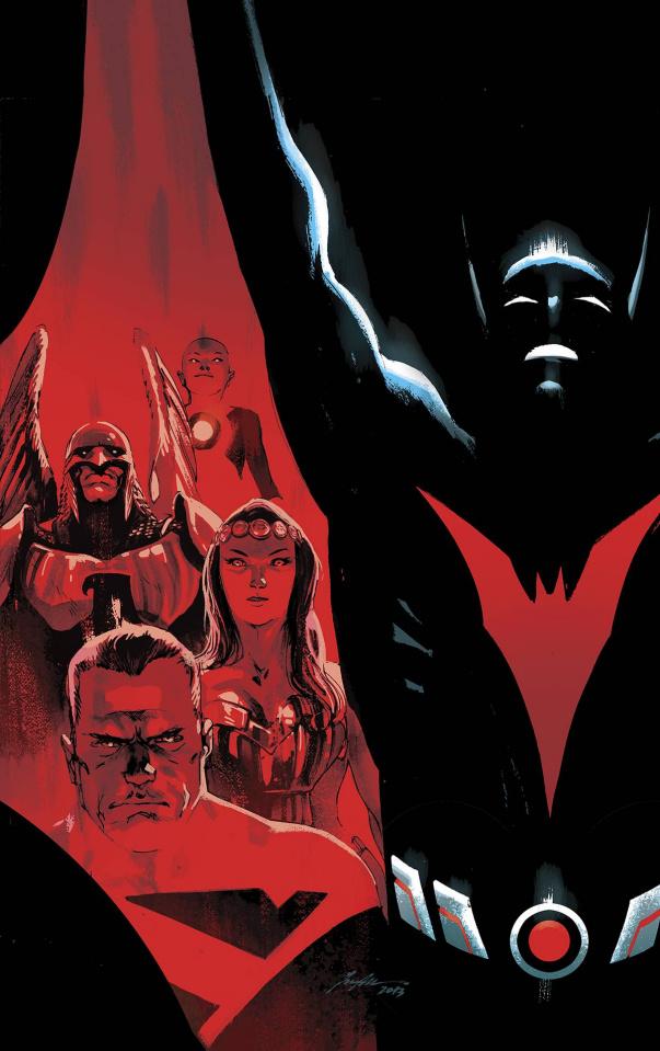 Justice League Beyond 2.0: Power Struggle