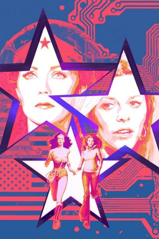 Wonder Woman '77 Meets The Bionic Woman #4 (25 Copy Cover)