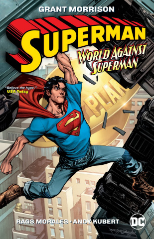 Superman: The World Against Superman (DC Essential Edition)