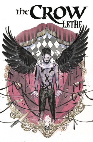 The Crow: Lethe #1 (Momoko Cover)