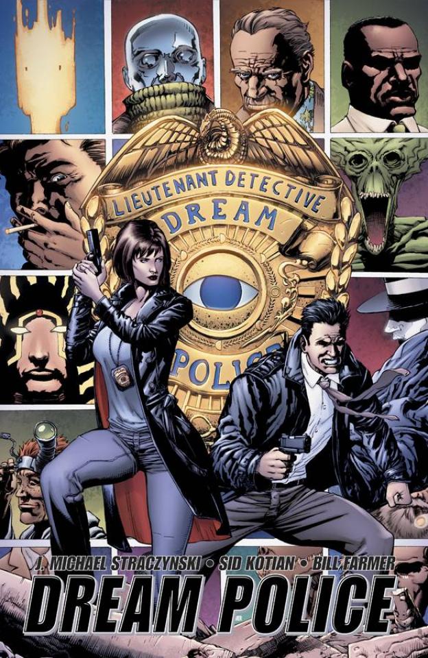 Dream Police #2 (Kotian & Farmer Cover)