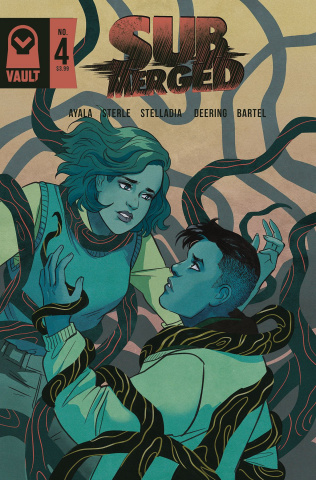 Submerged #4 (Sterle Cover)
