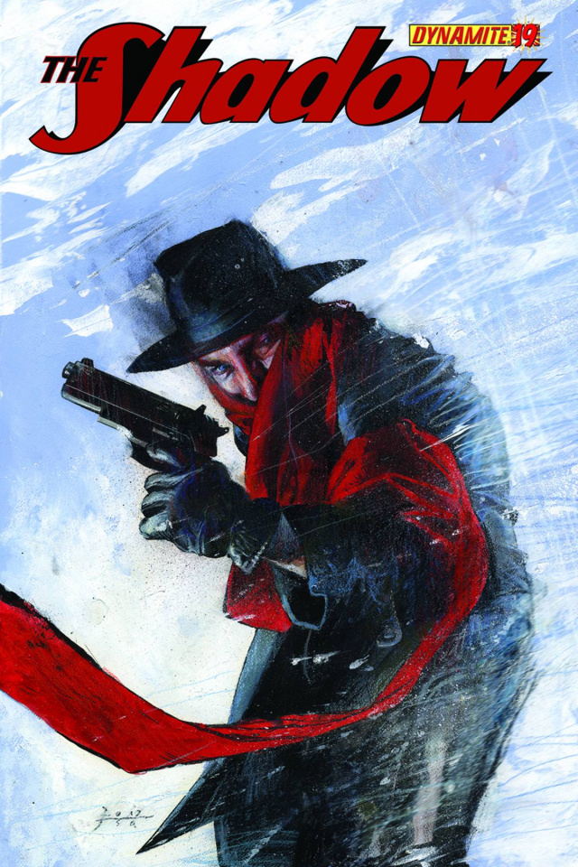 The Shadow #19 (Alexander Cover)